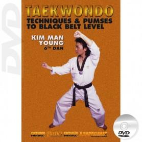 DVD Taekwondo Basic Poomsae