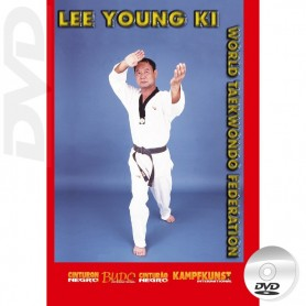 DVD Taekwondo Superior Poomsae & Applications