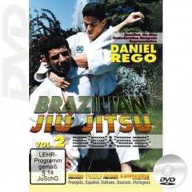 DVD Brazilian Jiu Jitsu Cross & Side Mount
