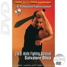DVD JKD Knife Fighting Survival