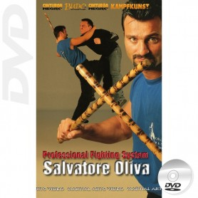 DVD JKD Profesional Fighting System