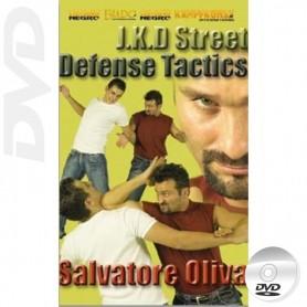 DVD JKD Street Tactiques de Défense