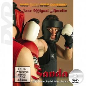 DVD Sanda Ming Chuan Kung Fu