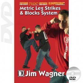 DVD Metric Leg Strikes & Blocks System