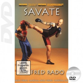 DVD Savate French Boxing