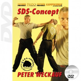 DVD SDS Concept Self Défense