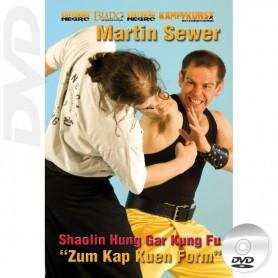 DVD Hung Gar Kung Fu Zum Kap Kuen Form