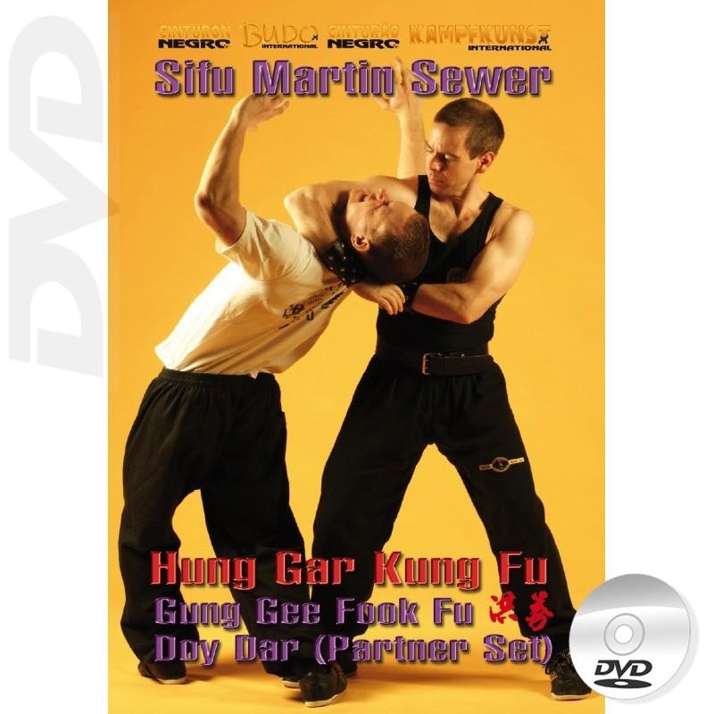 DVD Shaolin Hung Gar Gung Gee Fook Fu Doy Dar