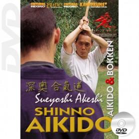 DVD Shinno Aikido Aikido e Bokken