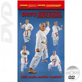 DVD Shito Ryu Karate - Pinan Kata e Bunkai Vol 1
