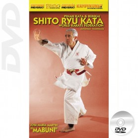 DVD Shito Ryu Karate Pinan Kata and Bunkai Vol 2