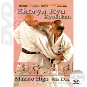 DVD Shoryn Ryu Karate Kyudokan