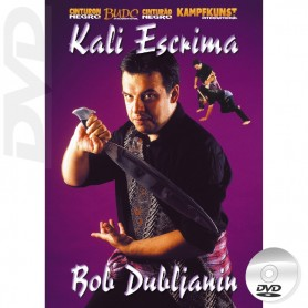 DVD Filipino Kali Eskrima