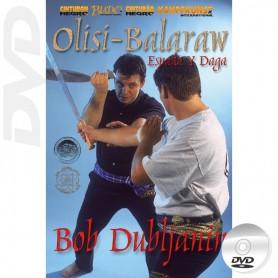 DVD Filipino Olisi Balaraw Sword & Dagger