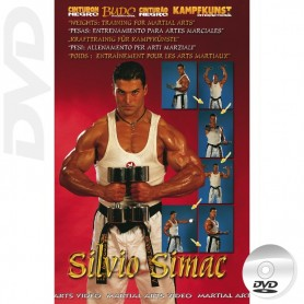 DVD Weights Training for Martial Arts