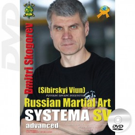 DVD Russian Martial Art Systema SV Training Program Vol2