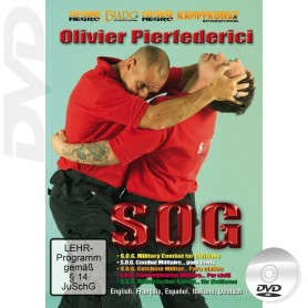 DVD Military SOG for civilians