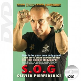 DVD SOG How to be your own Bodyguard