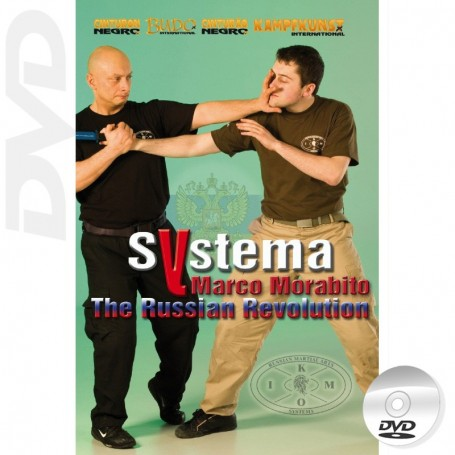 DVD Russian Martial Arts Systema