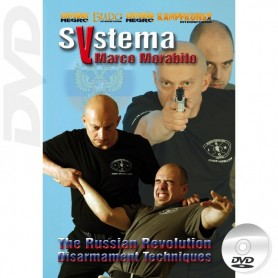 DVD Russian Systema Disarm techniques