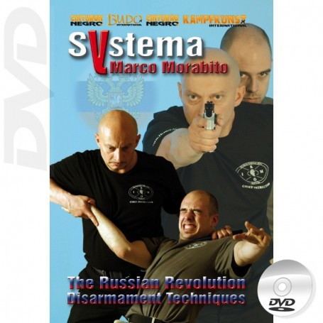 DVD Russian Systema, Disarm techniques