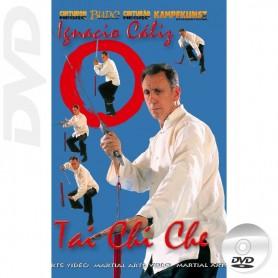 DVD Tai Chi Che Sword