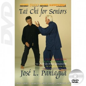 DVD Tai Chi Chuan for Seniors
