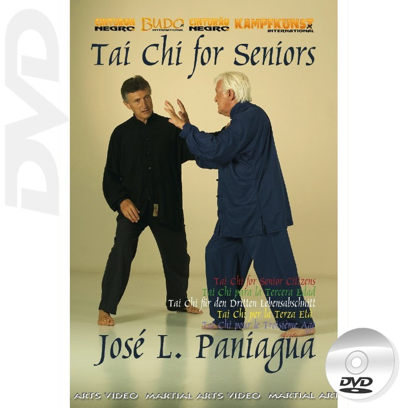 Tai chi dvd for seniors
