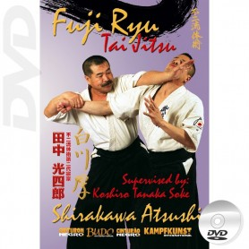 DVD Fuji Ryu Tai Jutsu