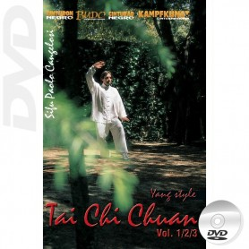 DVD Tai Chi Yang Style Kung Chia Form & Applications