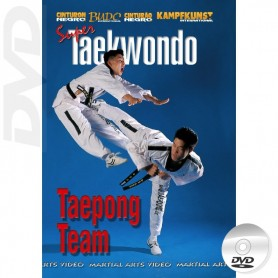 DVD 超級跆拳道