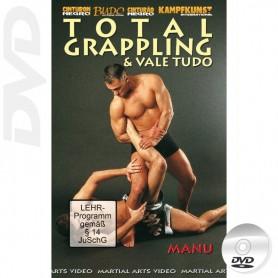 DVD Total Grappling & Vale Tudo Vol 1