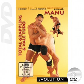 DVD Total Grappling & Vale Tudo Vol 2 Evolution
