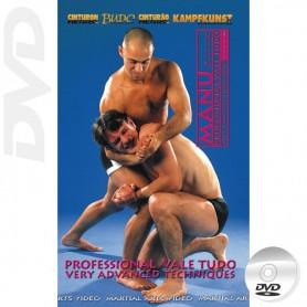 DVD Professional Vale Tudo