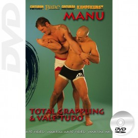 DVD Total Grappling & Vale Tudo Escapes & Submissions