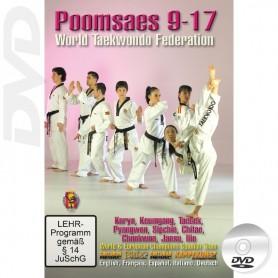 DVD Taekwondo WTF Superior Poomsae