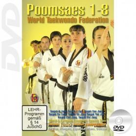 DVD Taekwondo WTF Pumses Basicos FET