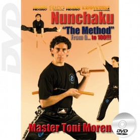 DVD Nunchaku - O Método do 0 ao 100%