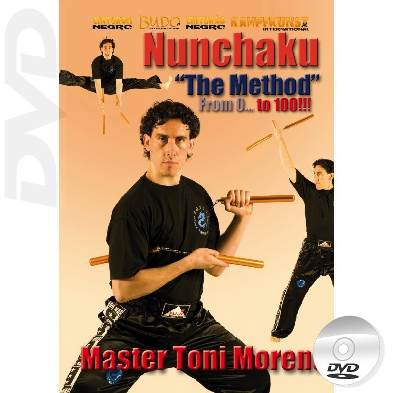 DVD Nunchaku The Method from 0 to 100%