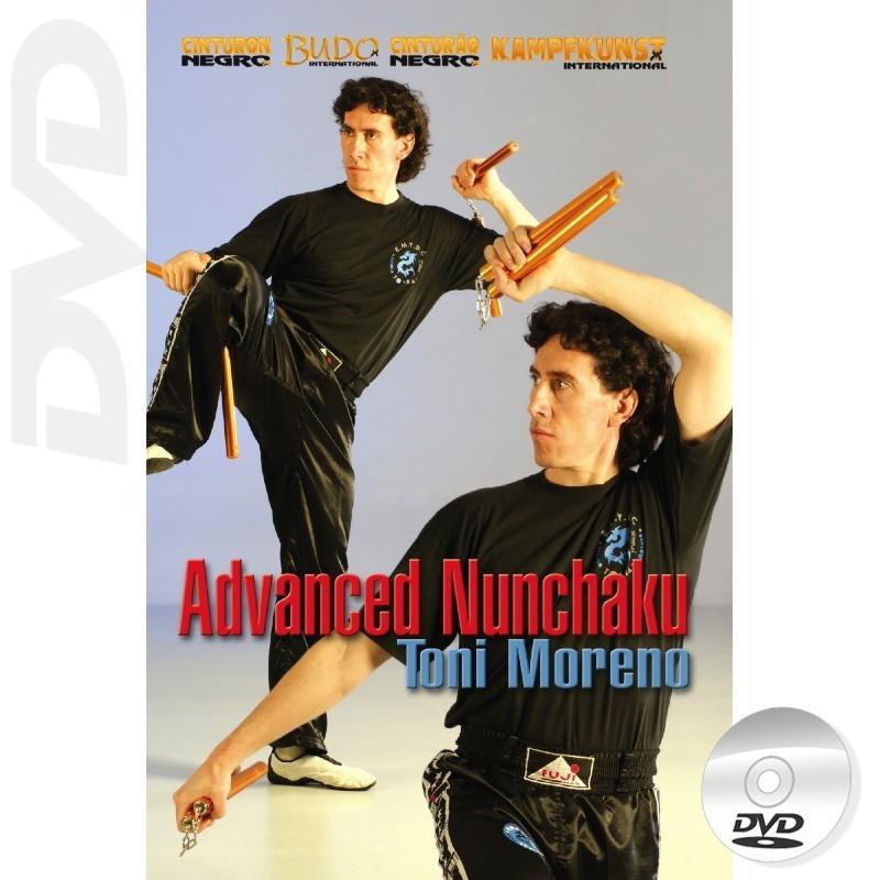 DVD Nunchaku Advanced Method
