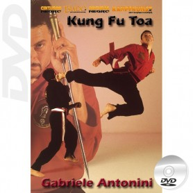 DVD Kung Fu Toa Forms & applications Vol 2
