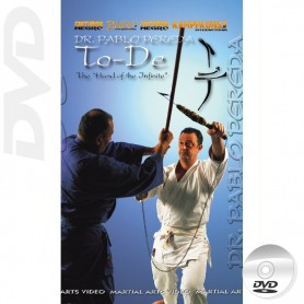 DVD To-De Karate The hand of the infinite