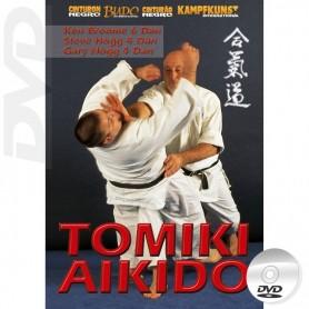 DVD Tomiki Aikido