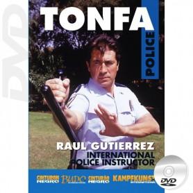 DVD Tonfa Policial