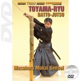 DVD Toyama Ryu Batto Jutsu