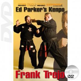 DVD Ed Parkers Kenpo - Linhagem Trejo