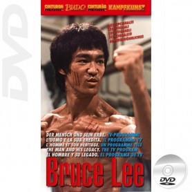 DVD Bruce Lee The Man & his Legacy Documentary