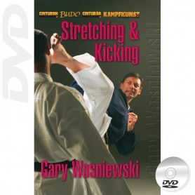 DVD TY-GA Karate Stretching & Kicking