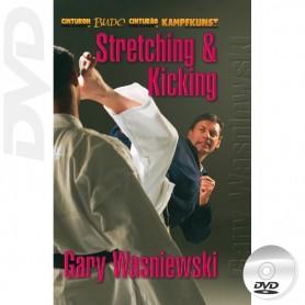 DVD TY-GA Karate Stretching & Kicking