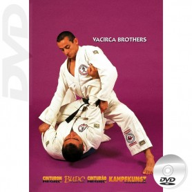 DVD Brazilian Jiu Jitsu Vol 1